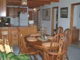 Alaskan Pacific Chalet Dining